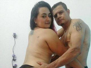 SexyMel+HotManu