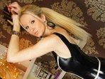 Grosse Brueste, Dominant, Blondes Haar, Tattoos, Heisses Geraet, Piercings, DominanteHerrin