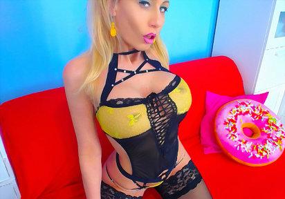 Kinkdoll ! Fetischlady - Dirty Talk - Bilder von SexyAnnika
